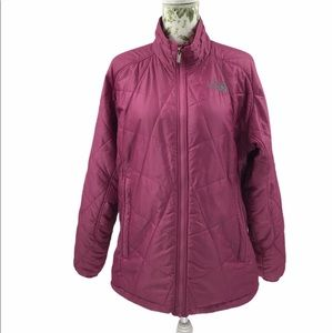 The North Face Purple Jacket XL Puffer Winter